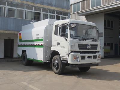 【国五】东风专用四驱10吨消防洒水车
