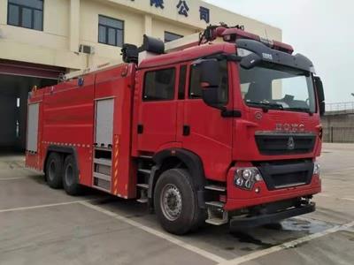 江特牌JDF5320JXFJP18/Z6型举高喷射消防车